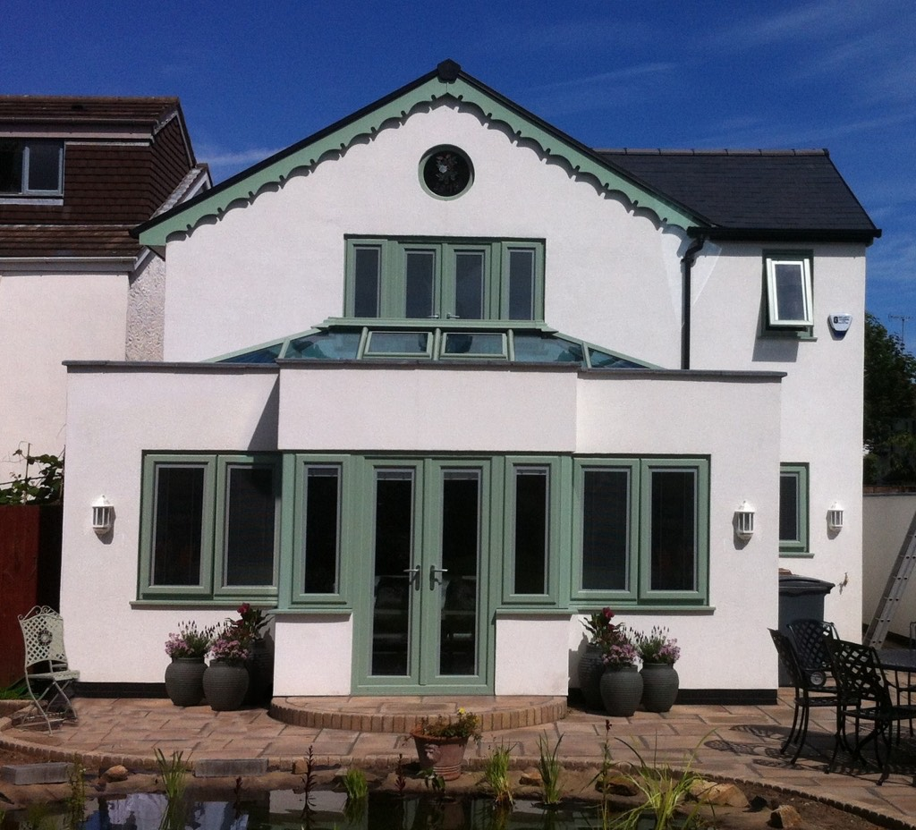 AZTEC CONSERVATORY ROOF SYSTEMS – Aztec's Rooflight in Chartwell
