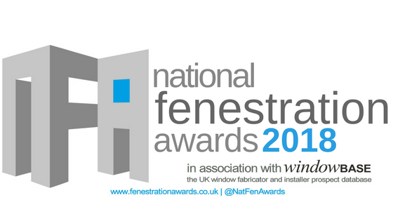National Fenestration Awards Logo