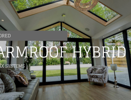 Joinery Company Transforms Home With WARMroof Hybrid