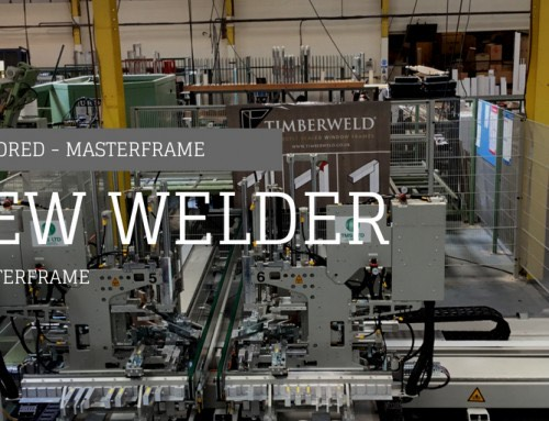 The New Welder – Just In Time For The 30th Birthday Celebrations