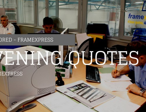 Framexpress Introduces Evening Quote Service