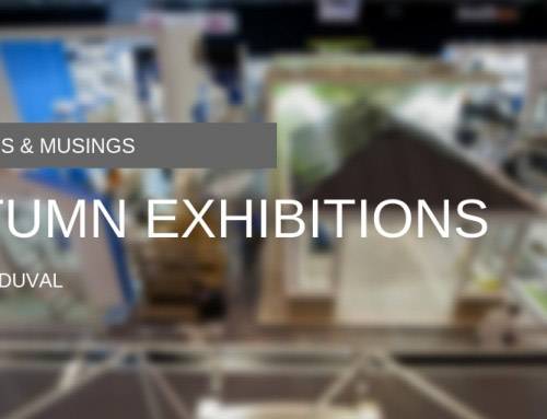 Clippings & Musings: Exhibition Season