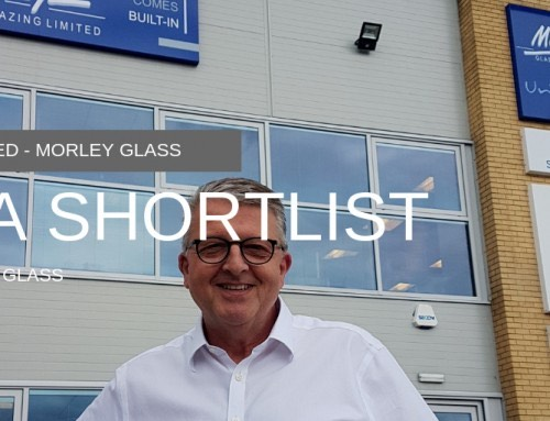 Morley Glass & Glazing Shortlisted For Fenestration Award
