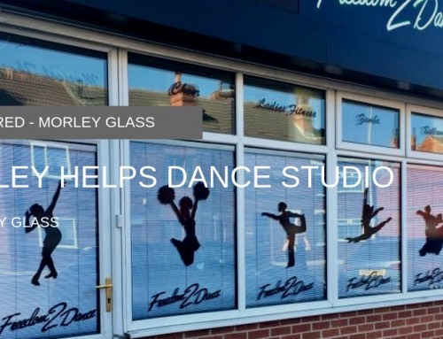 Morley Helps Dance Studio To It's Feet