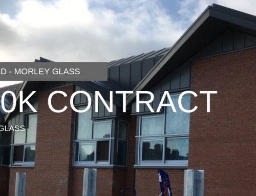 Morley Glass & Glazing Wins £500,000 Hospital Contract