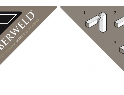 Look Out For The Patented Timberweld® Mark Of Perfectly Sealed Corners