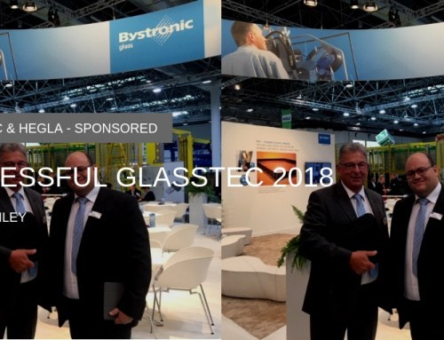 Very Successful Show For Bystronic Glass And HEGLA UK At Glasstec 2018