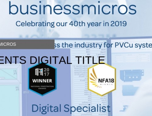 Business Micros Cements Digital Title