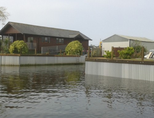 Breathing New Life into a Norwich Marina