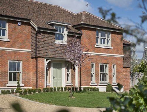 Award-Winning Masterframe Delivers For Stunning Luxury Gated Housing Development In Hertfordshire
