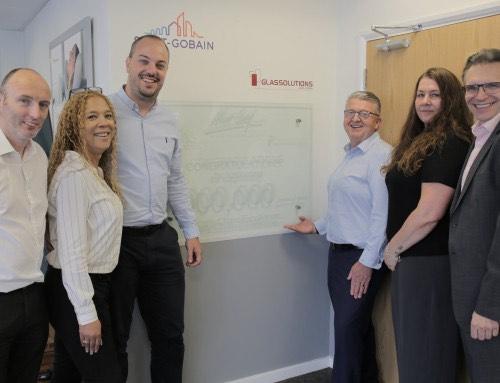One Million Milestone For Morley Glass & Glazing