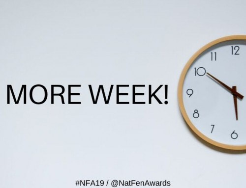 Important Announcement: #NFA19 Voting Extended By ONE WEEK