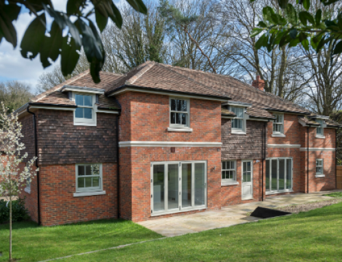 Masterframe Brings Traditional Style to New Build Market