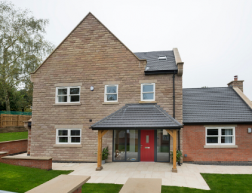 Developer of luxury homes in Derbyshire teams with award-winning Masterframe