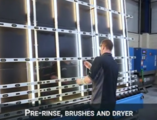 MORLEY GLASS VIDEO – GLASS WASHING